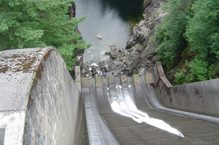 clevland dam