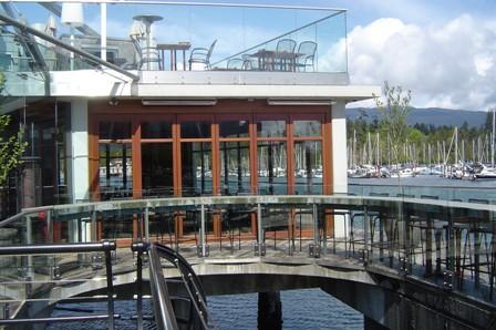 lift restaurant, coal harbour