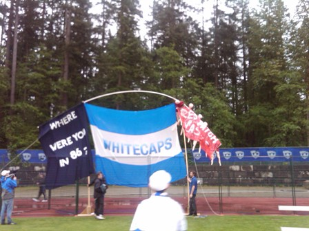 vancouver southsiders, tfc supporters, vancouver whitecaps