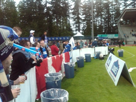 vancouver southsiders, vancouver whitecaps
