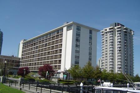 westin bayshore hotel, coal harbour