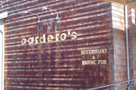 carderos restaurant, pub, coal harbour
