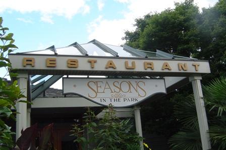 queen elizabeth park, seasons restaurant