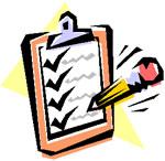 check list, travel checklist, list