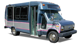 Custom Shuttle Buses
