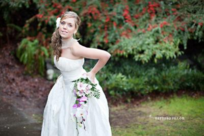 Custom Designer Wedding Dresses Malene Grotrian Design
