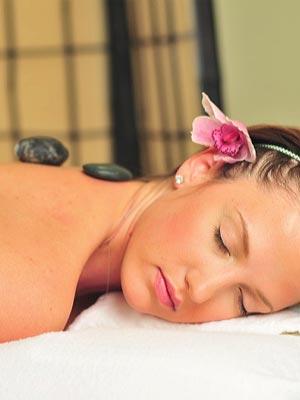 Spa ~ Hot Stone Massage