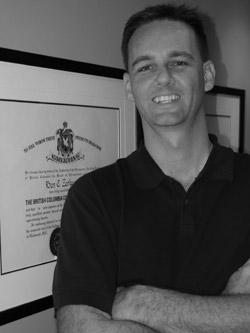 Langley, BC Chiropractor Dr. Ben Zerkee
