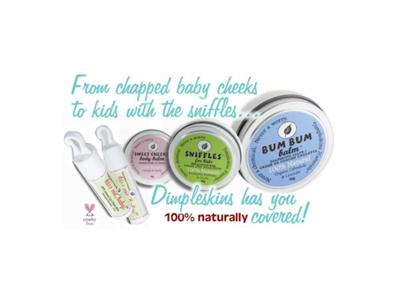 Dimpleskins Bath and Skin Care