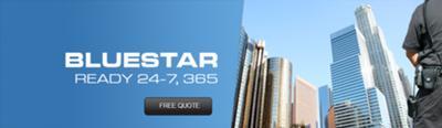 BlueStar Security Vancouver 365, 24-7