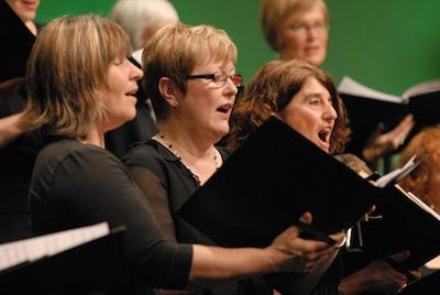 Cecilia Ensemble Women's Choir