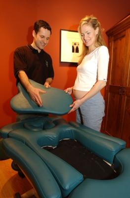 Pregnancy Massage Tables Available