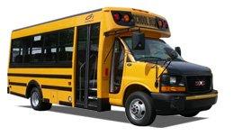 Custom School Buses