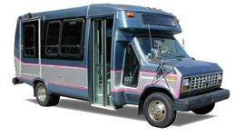 Custom Shuttle Buses
