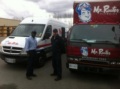 North Vancouver Plumber