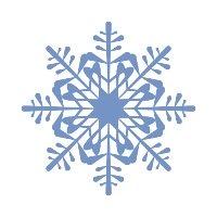 snowflake, winter, snow